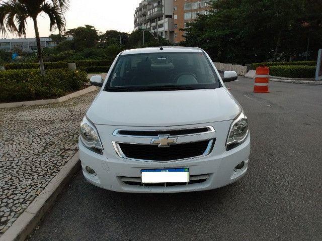 Chevrolet - Cobalt LTZ 1.4 Flex Lindo!!!