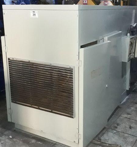 Compressor de ar de parafuso - Atlascop - GA707 - Foto 3