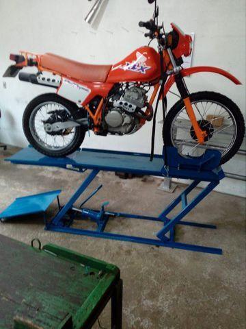 Elevador de motos 350 kg de fabrica - Foto 10