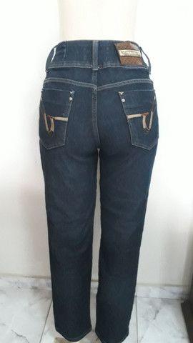 Calça jeans da zagnetron 46 - Foto 2