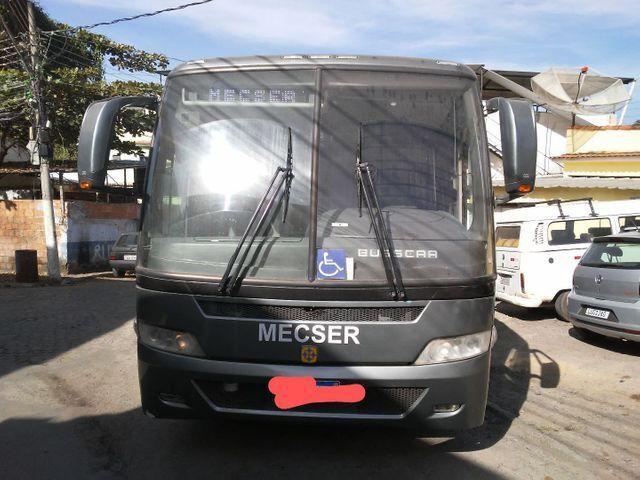 Ônibus Busscar muito conservado!!
