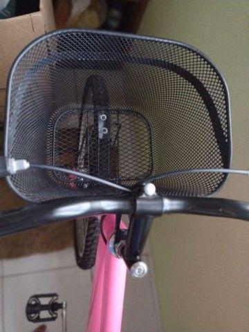 Bicicleta nova com nota fiscal  - Foto 2