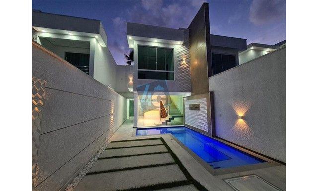 Casa Duplex com 3 dormitórios à venda, 94 m² por R$ 619.000 - Taperapuã - Porto Seguro/BA - Foto 16