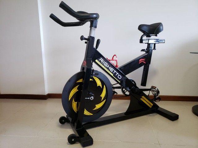 Bicicleta Spining RIGHETTO - Foto 4