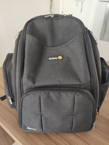 Mochila Safety 1st Back Pack (preta)