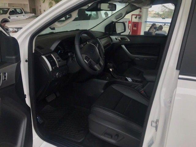 Ford Ranger Limited 3.2 Diesel 4x4 200hp zero km - Foto 5