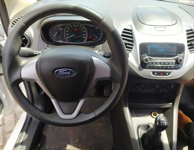 Ford Ka 2019 1.0 Sedan / Entr. +  $ 745 CDC* - Foto 11