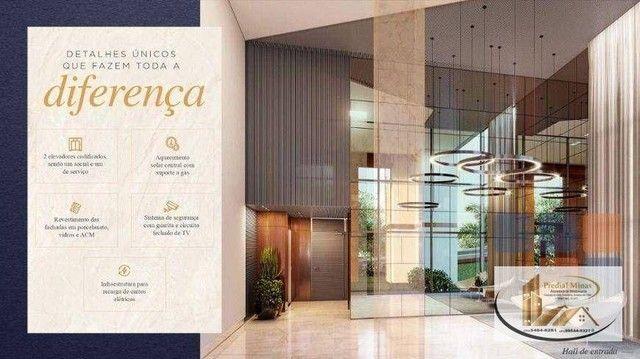 Apartamento com 4 dormitórios à venda, 150 m² por R$ 2.196.000,00 - Serra - Belo Horizonte - Foto 3