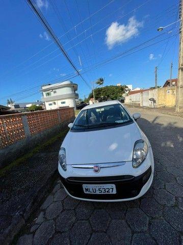 Vendo Fiat Punto Attractive 1.4 Flex 2014/2015 - Foto 9