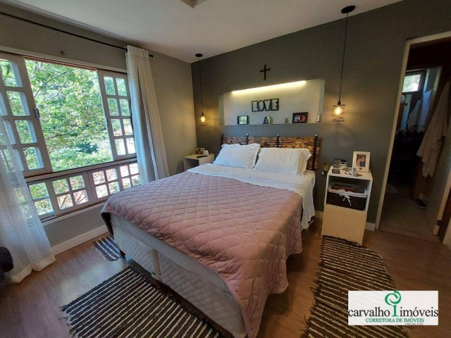 Casa com 4 dormitórios à venda, 250 m² por R$ 680.000,00 - Barra do Imbuí - Teresópolis/RJ - Foto 9