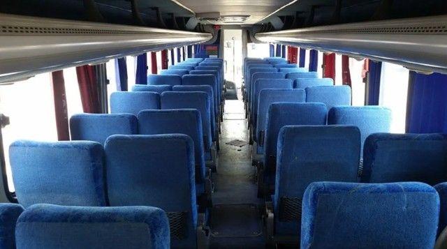 Ônibus novo Volkswagen 17-260 caio giro 2005 - Foto 10