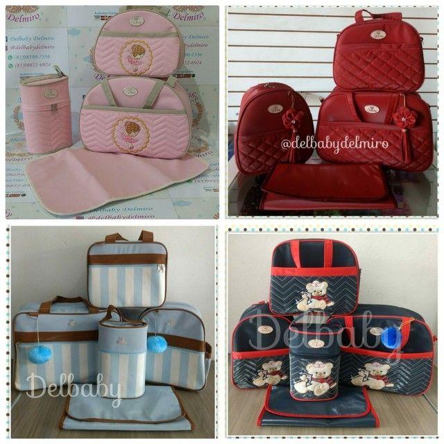 Kit Bolsa Maternidade Promoção  - Foto 2