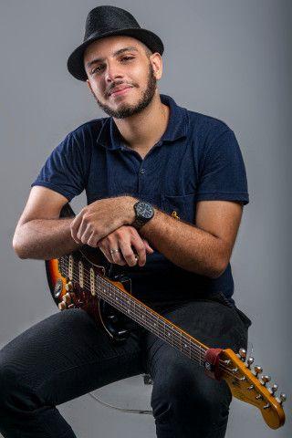 Aulas de Guitarra ou Violão Online via Skype/Zoom (Primeira aulas experimental grátis) - Foto 4