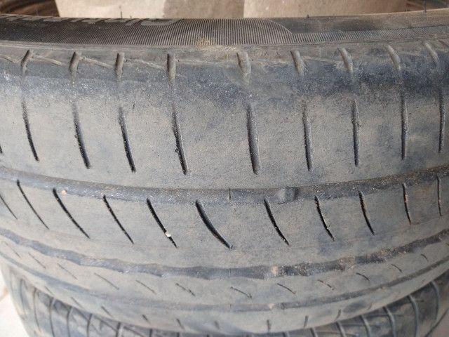 Jogo de pneus aro 16 - Foto 2