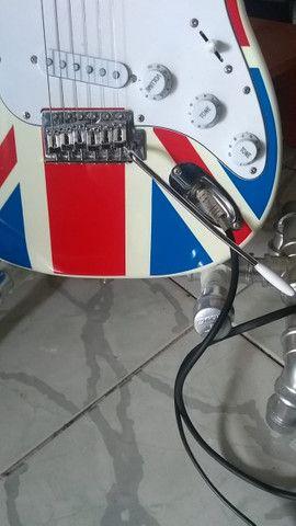 Vendo uma linda guitarra - Foto 5