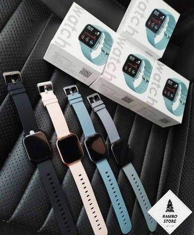 Smartwatch P8 novo - Promoção
