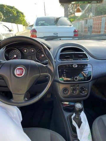Vendo Fiat Punto Attractive 1.4 Flex 2014/2015 - Foto 7