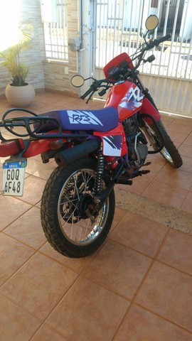 XLs 125cc relíquia