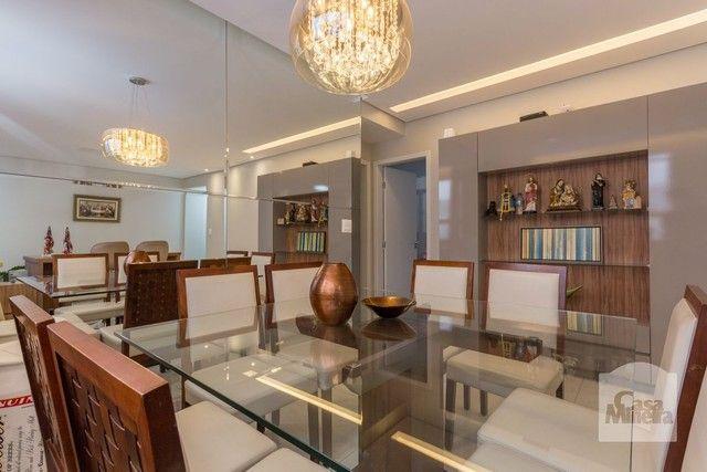 Apartamento à venda com 4 dormitórios em Vila paris, Belo horizonte cod:337611 - Foto 5