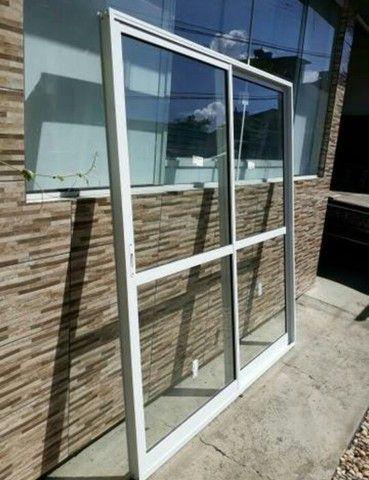 Janelas e Portas de alumínio Sob Medida  - Foto 2