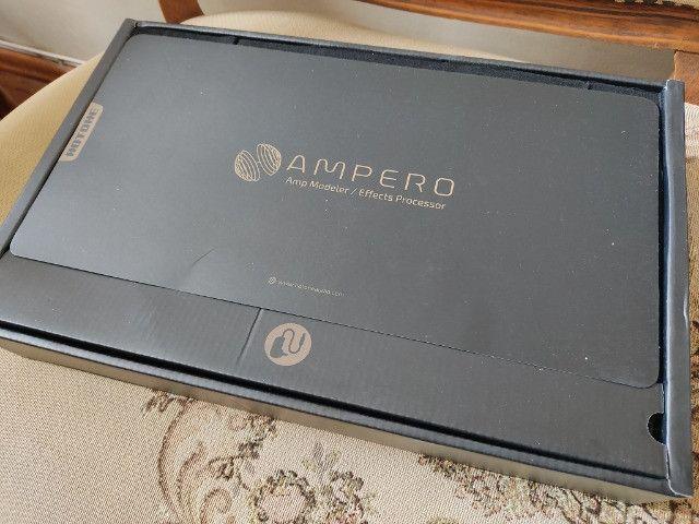 Pedaleira Hotone Ampero MP 100 - Lacrado - Foto 6