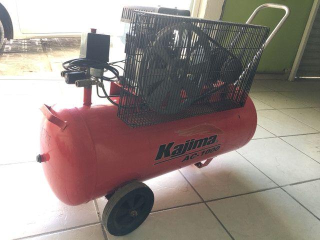 Compressor de Ar Kajima AC 1000 - Foto 2