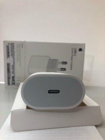 Carregador USB-C de 20W para iPad Pro e iPhone  - Foto 3