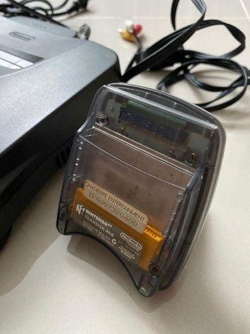 Nintendo 64 - Original! Completo!!! - Foto 4