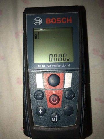 Trena á Laser Bosch GLM-50