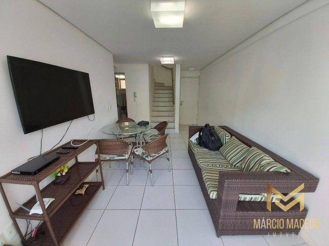Cobertura à venda por R$ 450.000 - Porto das Dunas - Aquiraz/CE - Foto 3