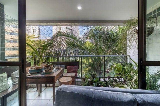 Apartamento com 4 quartos à venda, 172 m² por R$ 1.350.000 - Boa Viagem - Recife/PE - Foto 4