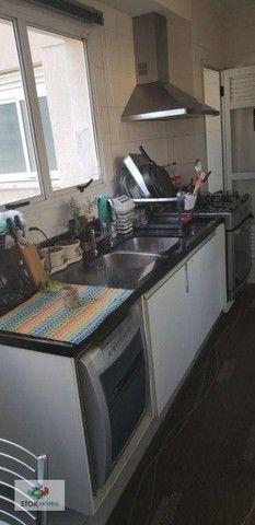Apartamento com 4 dormitórios para alugar, 164 m² por R$ 5.500/mês - Tatuapé - São Paulo/S - Foto 8