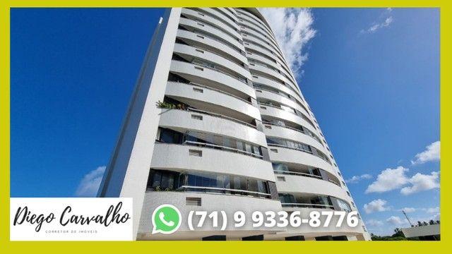 Apartamento em Patamares, 2 quartos e com suíte - Bosque Patamares (R3) - Foto 18