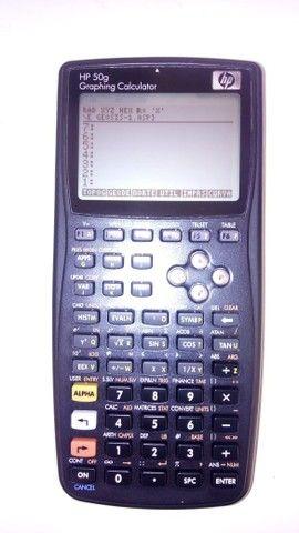 Calculadora HP 50G - Foto 6