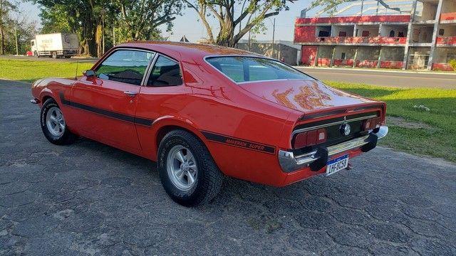 Maverick 4c 1977 impecável  - Foto 10
