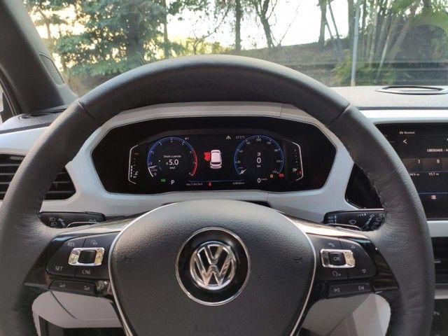 Volkswagen T-Cross T CROSS HIGHLINE TSI 4P - Foto 9