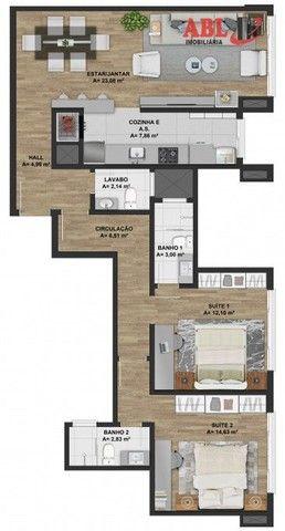 Apartamento Alto Padrão para Venda em Centro Gramado-RS - Foto 3