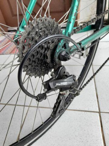 Bike Quadro Magrela Antigo - Foto 4