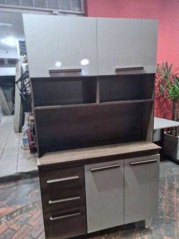 Armário de cozinha (1,04x1,88) Novo  - Foto 3