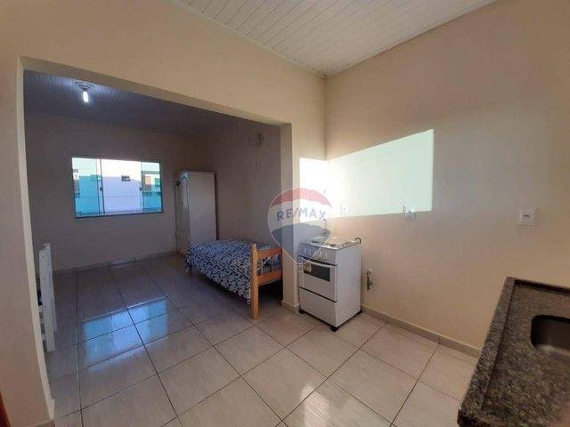 Kitnet mobiliada com 1 dormitório para alugar, 30 m² por R$ 700/mês - Centro - Irati/PR - Foto 6