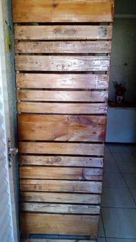 Estante de madeira - Foto 2