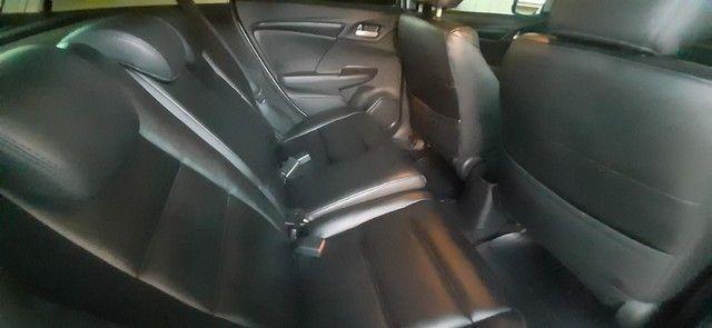 Honda Fit Cvt Branco 2015. Excelente.  - Foto 8