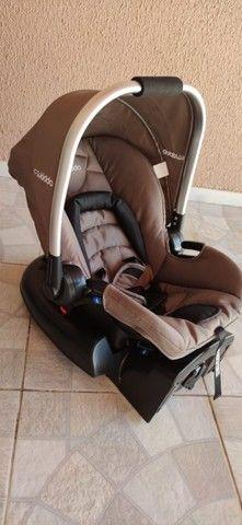 Carrinho + bebê conforto Kiddo