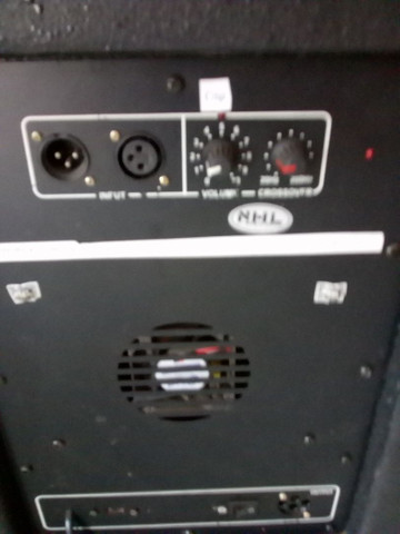 Caixa ativa wofer 1500 RMS  3 K ... parcelo no cartão... - Foto 5