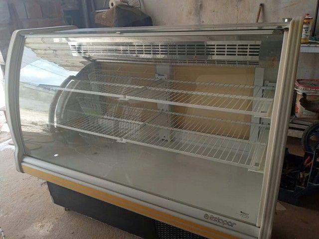 Balcão gelado (Expositor horizontal) - Foto 2