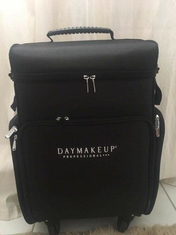 Maleta de maquiagem profissional