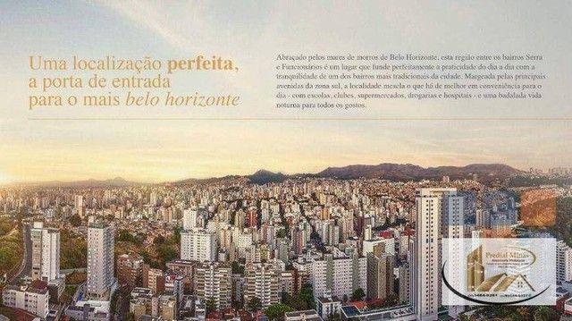 Apartamento com 4 dormitórios à venda, 150 m² por R$ 2.196.000,00 - Serra - Belo Horizonte - Foto 5