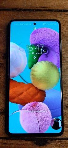 Galaxy A51  128 Gb  na garantia