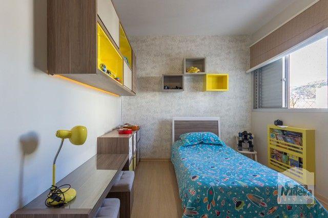Apartamento à venda com 4 dormitórios em Vila paris, Belo horizonte cod:337611 - Foto 9