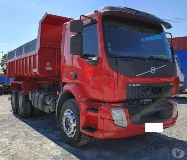 Caminhão VM 270 caçamba 8m³ - Foto 2